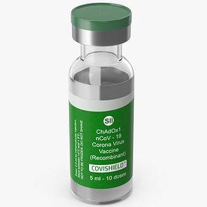 3D covishield vaccine covid-19