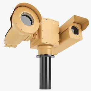 3D Military Thermal Camera 01