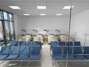 3D Transfusion room
