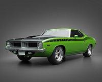 1972 Plymouth AAR Cuda