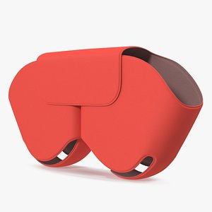 case red airpods model