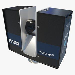 Faro 3D Scanner 3D model