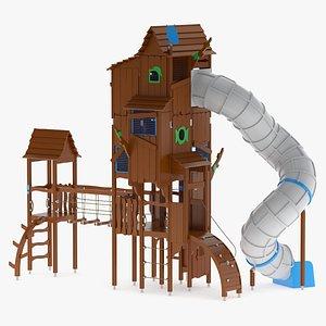 Lappset Magic Mountain model