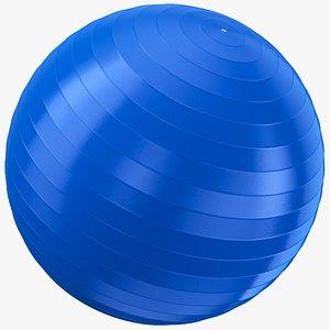 3D Exercise Yoga Ball 01 model