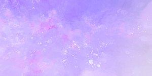 HDRI Panoramic Sky - 360 - magic purple night Low-poly 3D model 3D model