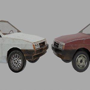 3D 2109 vaz-2109