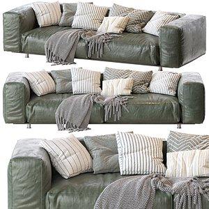 Edra-sofa By Francesco Binfare