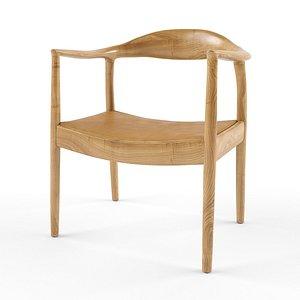3D Wegner Chair - PP503