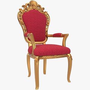 Chair X2 3D model