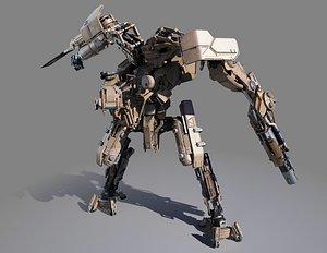 3D Robot-9