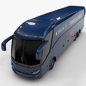 shuttle bus delta 3D