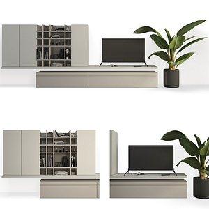 Contemporary TV Furniture - Day 11 model