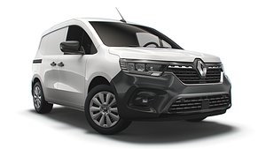 3D Renault Kangoo Van L1 2021