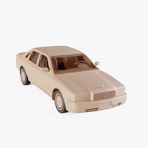 3D model 1998 Nissan President