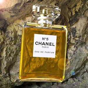 3D Parfum Chanel No 5
