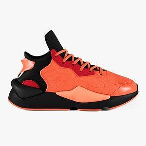 3D model footwear sneakers fashion