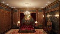 Bedroom Luxury Classic 001