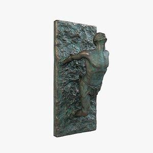 3D Sculpture  V9