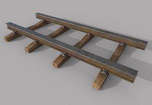 Old Railway Track2 model
