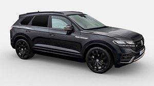volkswagen touareg 2020 3D