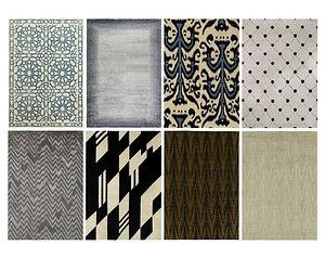 Carpet The Rug Company vol 36 3D model