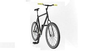 bike bicycle 3D model