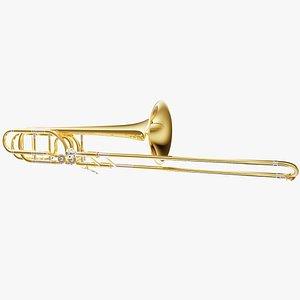 Trombone Bass model