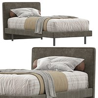 Single Bed Beta By Pianca