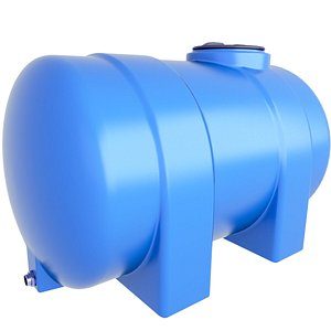 Liquid Storage Tank 8 model