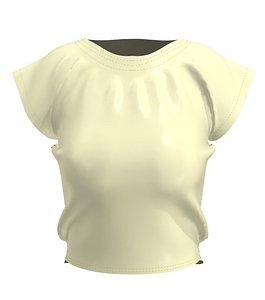 3D blouse