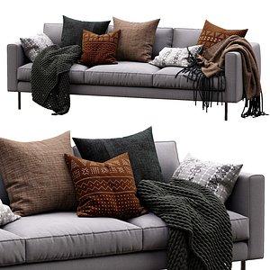boutique sofa moooi 3D model