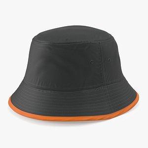 hat sun protective 3D