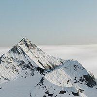 Photorealistic Mount Everest PBR