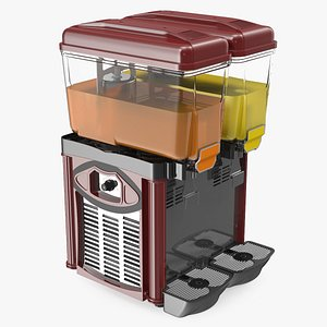 3D dispenser machine cold juice