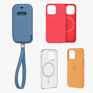 iPhone 12 mini Cases with Mag Safe Collection 2 3D