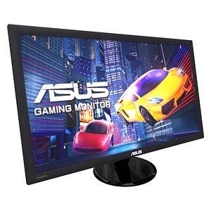 3D ASUS VP249QGR Gaming Monitor