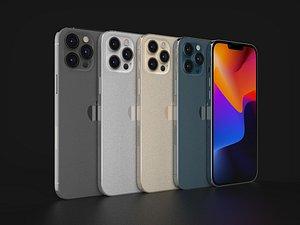 iphone 13 pro smaller 3D model