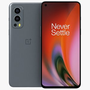 OnePlus Nord 2 5G All Colors 3D model