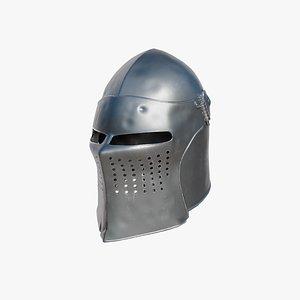 helmet barbut 3D