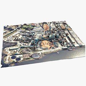 pulp industry 3D