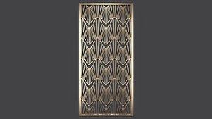 3D Decorative panel 357