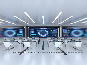 Monitoring room Command center Control room central control room Monitoring center general control r model