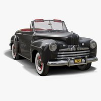 Ford Super Delux 1946