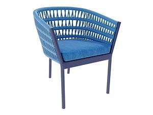 kauai tidelli chair 3D model