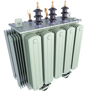 transformer power distribution model