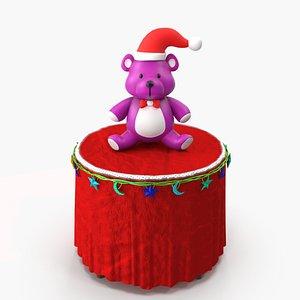 christmas bear model