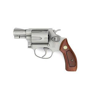 revolver gun handgun 3D model