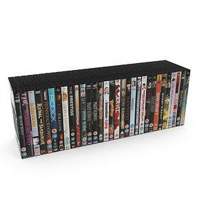 dvd case assorted model