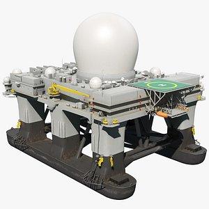 3D Sea Based X-Band Radar SBX-1