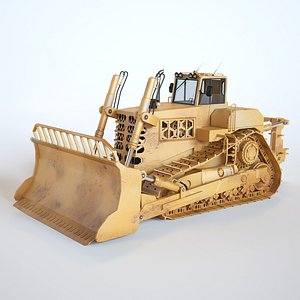 Track  Tractor model